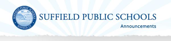 Suffield Public Schools